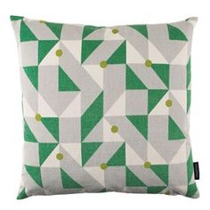 Your Sofa and Bed Want One of These  Puzzle Eden Cushion