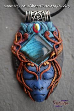 PRIVATE-not for sale-Lucid Dream Goddess 3 by ChaNoJaJewelry