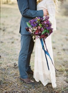 love these colors | Lakeside Engagement by Michael Radford