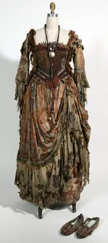 Tia Dalma's Dress