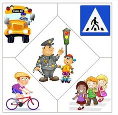 This page has a lot of free easy Community helper puzzle for kids,parents and preschool teachers. Community Helpers Preschool, Preschool Education, Kids Learning Activities, Teaching Kindergarten, People Who Help Us, Puzzle Crafts, Community Workers, Puzzles For Kids, Kids Prints
