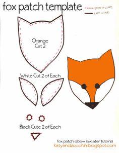 Fox Sweater DIY