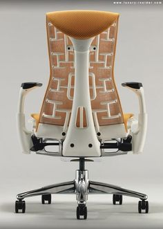 Herman Miller Embody Chairs - Luxury News from Luxury Insider