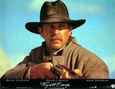 Kevin Costner as Wyatt Earp (1994) lobby card