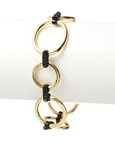 62% OFF Sheila Fajl Circles On Circles Bracelet