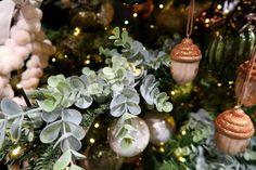 Botanische Kerst: groen & natuurlijk (kersttrends 2017) - Christmaholic