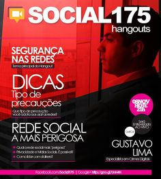 Convidado: Gustavo Lima. Tema; Segurança Digital. Com Denis Zanini e Sandru Luis. Clique e assista!