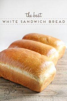 the best white sandwich bread FoodBlogs.com