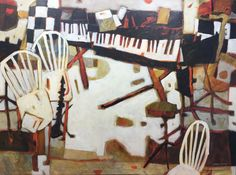 Brian M. Gallery, Painting, Art, Art Background, Roof Rack, Painting Art, Kunst, Paintings, Performing Arts