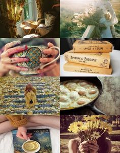 Harry Potter Aesthetics ➤ Hufflepuff House