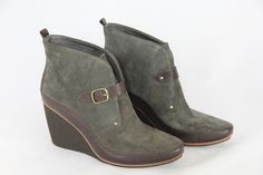 #Camper #bootie #wedge ##chukka #Urbanitystyle #consignment