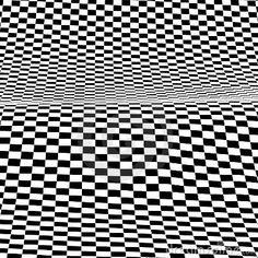 a background of a distorted sheet of  plastic squares