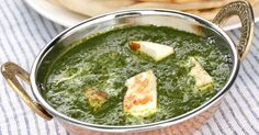 A couple of weeks back I included this Healthy Saag Paneer recipe in the vegetarian meal plans and after getting some really positive responses it seemed like the perfect thing to share this weekend. Packed with vegetables, fiber, and protein, this delicious Indian dish made primarily with spinach...