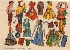 Vintage paper dolls – Página 2 – Miss Dingle Newspaper Paper, Snow White Disney, Bizarre, Vintage Paper Dolls, Retro Toys, Christmas Paper, Art Pages, Scrapbook Paper, Nostalgia