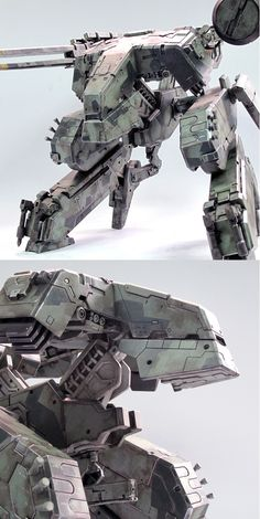 Metal Gear Solid Rex from Three A   For me awesome content:  Follow me at Twitch.tv/CraigQuest Follow me at Twitter.com/CraigQuestGames