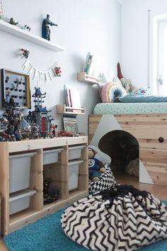 Ordnung im Kinderzimmer | Villa Josefina