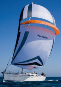 Parasailor - use one sail as spinnaker and gennaker.