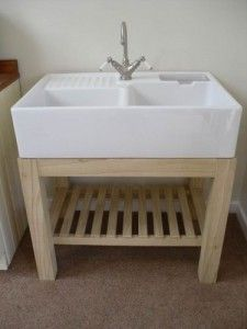 Beautiful 17 Amazing Stand Alone Kitchen Sink Image Ideas