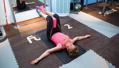 Hanna Sumari tiputti fustralla 12 kiloa - kokeile viittä liikettä! - Laihdutus - Ilta-Sanomat Health Fitness, Kids Rugs, Exercise, Gym, Workout, Eggs, Ejercicio, Kid Friendly Rugs, Work Out