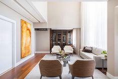 Décor feito à mão: conceito imprime originalidade ao apartamento