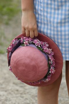 fashion/hat/floral band