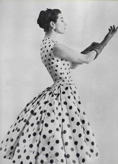 Givenchy, 1955.