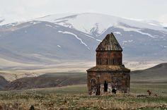 Armenian church in Ani
