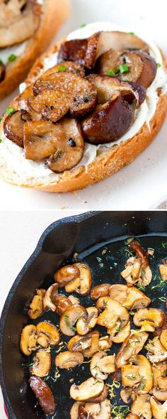 Our no-fail method for how to cook mushrooms perfectly every time! Mushrooms are one our favorite ingredients. They are delicious, nutritious and when using our go-to method, they are simple to cook!