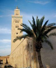 mezquita kutubiya, marrakech