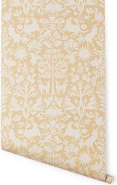 Otomi Wallpaper contemporary-wallpaper