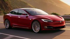 Tesla has launched what it's describing as 'the fastest volume production car in the world' - the Mo... - Tesla