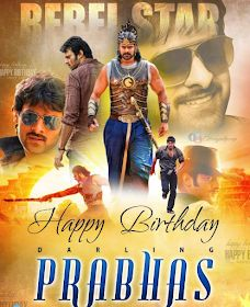"""Read more about Prabhas' look in 'Saaho' revealed on his birthday on Business Standard. """"Baahubali"""" star Prabhas, who turned 38 on Monday, gave his fans a gift -- the first look poster of multi-lingual action film """"Saaho"""". Best Bollywood Movies, Bollywood Cinema, Telugu Movies, Mom And Dad Quotes, Love Quotes For Girlfriend, Prabhas Pics, Hd Photos, Advance Happy Birthday, Darling Movie"""