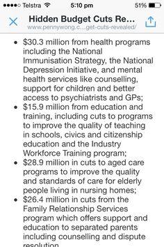 Mr cuts, Cuts CUTS. pic.twitter.com/B6eDIApd5e #auspol