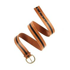 Stripeview Belt. Must have soon.
