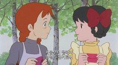 [바이가니] 빨간머리앤 명대사 명장면 캡쳐 : 네이버 블로그 Anne Shirley, Old Cartoons, Anne Of Green Gables, Powerpuff Girls, Manga, Cute Cartoon, Famous Quotes, Adventure Time, Anime
