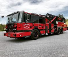 #Repost @monroefire_ct ・・・ We are pleased to introduce you to #Truck77 the newest addition to our apparatus fleet and replacement for Quint…