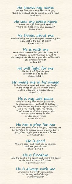super Ideas for bible quotes verses gods promises Bible Scriptures, Bible Quotes, Scripture Verses, Scripture To Encourage, Scripture For Hope, Scriptures For Kids, Wisdom Scripture, Life Quotes Love, Quotes Quotes