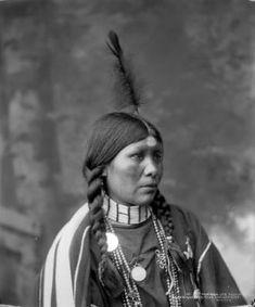 Tan-Nah, Ute squaw :: Western History