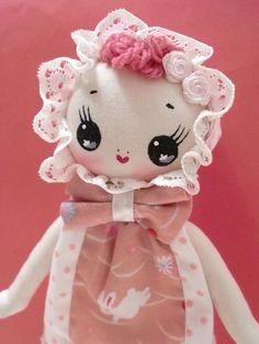 Japanese Vintage Pose Doll Hitomi, Bunka Doll, Big Eyes Dolly