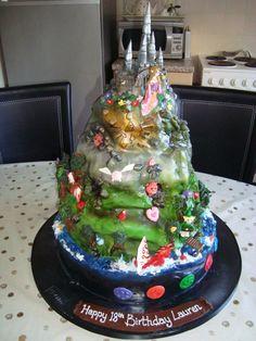 Amazing Image of Zelda Birthday Cake . Zelda Birthday Cake This Needs To Be My Birthday Cake The Legend Of Zelda My Life Creative Wedding Cakes, Cool Wedding Cakes, Wedding Cake Designs, Creative Cakes, Wedding Stuff, Wedding Ideas, Zelda Birthday, Themed Birthday Cakes, Unicorn Birthday