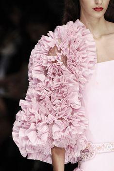 Valentino - pretty in pink ruffles