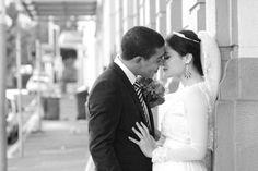 #theburnswedding #brideandgroom #blackandwhite #kisses #wedding