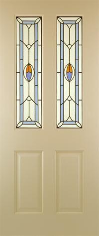 EDWARDIAN BLUE. External Doors