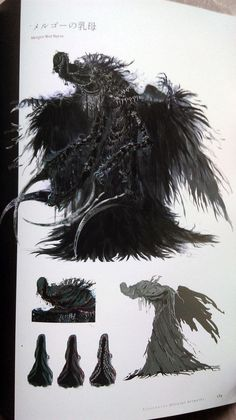 Bloodborne Official Artworks snapshots - Album on Imgur