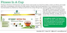 Checkout Yourwellness Magazine (Dec 2017 issue) Verdict on FIT BODY DETOX TEA. #fitnessinacup #fitbodydetoxtea #teareview #yourwellness #verdictondetoxtea  Use Code- FDTM10 for 150/- off while shopping on- https://www.bestsourcenutrition.com/products/fit-body-detox-tea Offer valid to 15Jan2018 only.