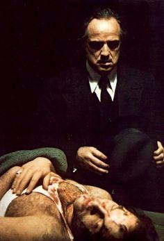 The Godfather, Vito Corleone, Sonny Corleone, Marlon Brando, James Caan
