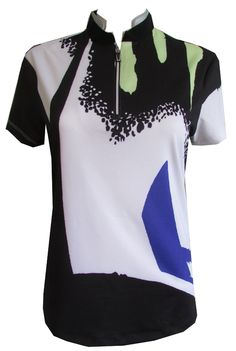 If you're in the market for some new outfits, consider our women's apparel! Shop this comfortable and stylish Voltage (Filament) Jamie Sadock Ladies & Plus Size Short Sleeve Golf Shirt from Lori's Golf Shoppe.