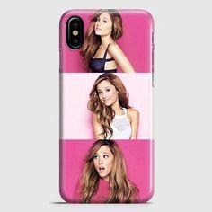 Ariana Grande Lyric Cover iPhone X Case   casescraft
