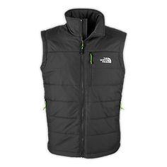 Vest, but not puffy. Want it.