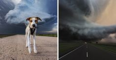 Il fotografo Mike Mezeulgira per gli Stati Uniti a caccia di tornado, fulmini e tempeste per documentare, attraverso immagini spettacolari,...